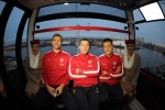 Arsenal stars give their views on London – from the best views on the Thames